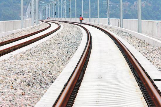甬台温高速铁路