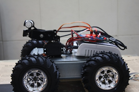 WiFi-Robot Car